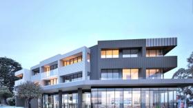 墨尔本两室两卫公寓近迪肯大学Burwood校区9月30日起入住