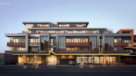 全新两室两卫一车位公寓近莫纳什大学Caulfield校区1月底入住