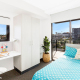 5 Bedroom Apartment with Balcony High Floor(4-16w
