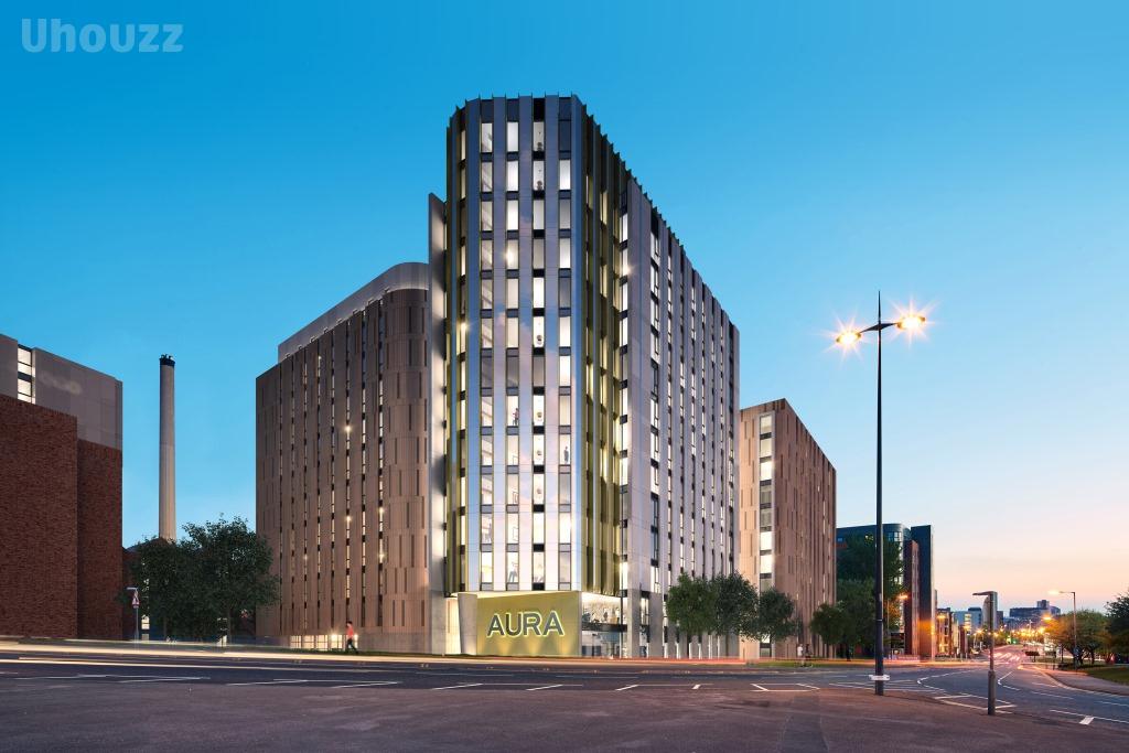 利物浦大学附近AURA学生公寓