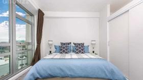 两室一卫公寓近奥克兰大学4月5日起入住
