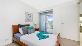 堪培拉两室两卫两车位公寓近澳大利亚国立大学立即入住