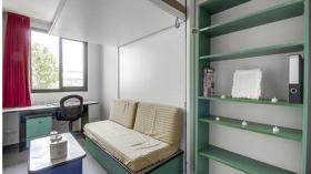 波尔多的CENTRE 3学生公寓
