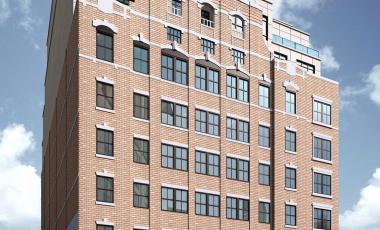 美国波士顿公寓 Forcaster 121
