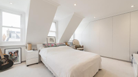 伦敦Beaufort Street 3室公寓