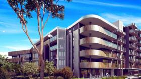 两室两卫一车位公寓近拉筹伯大学Bundoora校区立即入住