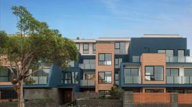 墨尔本两室两卫一车位公寓近莫纳什大学Caulfield校区9月3日起入住