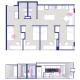 4 Bed Apartment(49+周)levels 5 - 20-595502