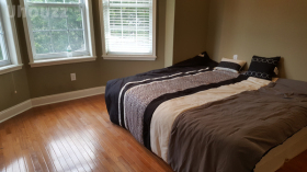 大学城全新一居室带家具限女性