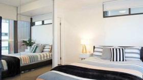 悉尼两室两卫公寓近泰勒学院立即入住
