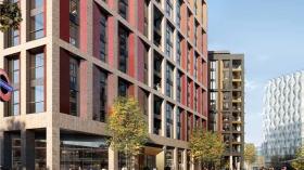 伦敦新美国大使馆旁The Residence公寓