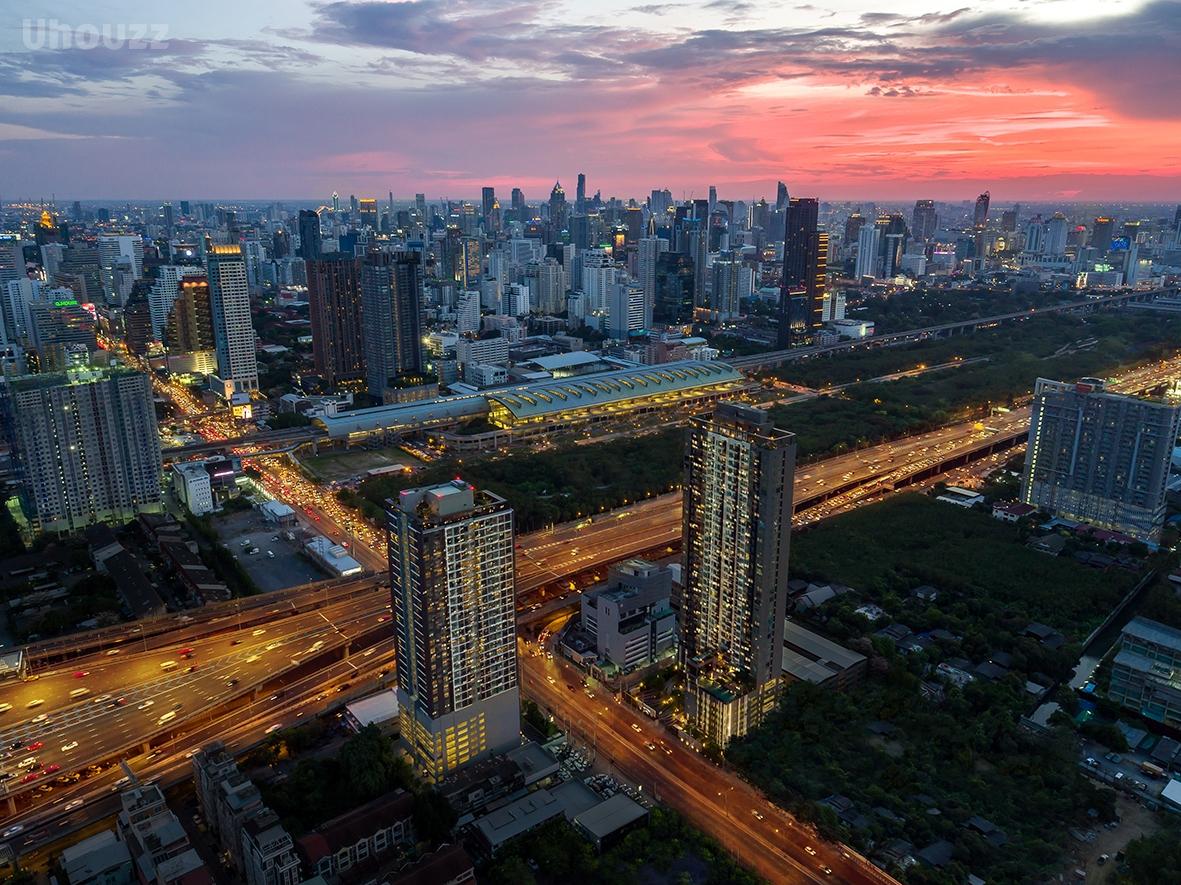 曼谷Rama 9 CBD核心区Rhythm Asoke2公寓
