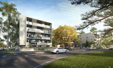 近澳洲国立大学 堪培拉Founders Lane公寓