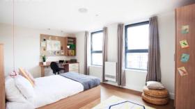 格拉斯哥west end. Kelvin Court premium ensuite