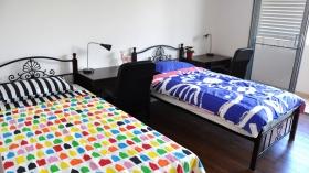 公寓双人房近新南威尔士大学7月入住