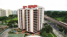 新加坡托管寄宿 丹娜美拉公寓