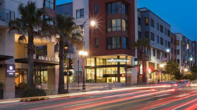 旧金山Avalon高级公寓一室一厅出租