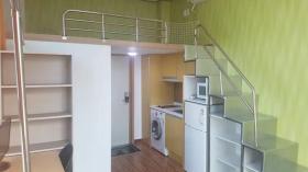 新村复式公寓楼
