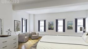 纽约视觉艺术学校附近一居室
