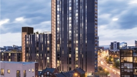 曼彻斯特市中心 近曼彻斯特大学 Oxygen 公寓