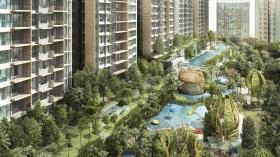 新加坡 The Glades林曦阁