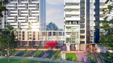 悉尼 悉尼麦考瑞公园 近麦考瑞大学 NATURA公寓