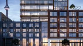 多伦多市中心55 Mercer公寓
