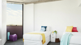 Scape South Bank公寓单间近昆士兰科技大学Gardens Point校区2月10日起入住