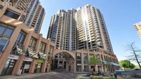 多伦多两室两卫公寓出租,近地铁站