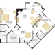 2 Bed 2 Bath PLAN XI-346763
