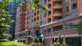 多伦多两室公寓出租,有家具