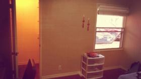 设施齐全的单间卧室