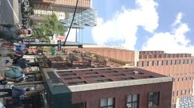 纽约市曼哈顿中城West 50th st一室一厅公寓