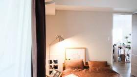 东京丰岛区文艺书吧风俩室一厅高级公寓,可住4人