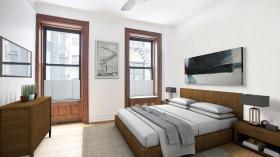 纽约54街7大道17坪卧室拎包入住