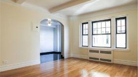 纽约曼岛Greenwich Village高级公寓大空间采光好