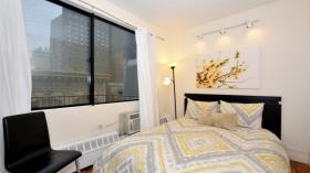 纽约高级三卧一浴带家具