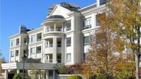 温哥华UBC 校园内两卧一卫公寓出租