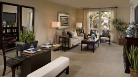 圣迭戈Palms La Jolla客厅和次卧出租找女生室友