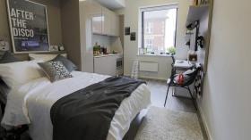 2018年9月入住,51周,Exeter,Vita student Room No.520